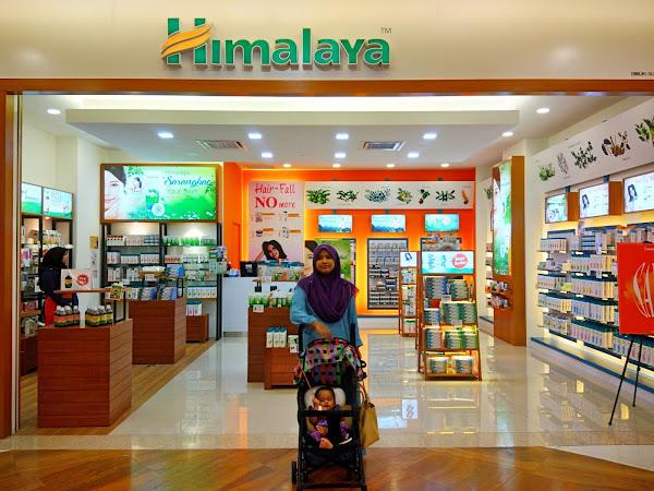 Cawangan Baru Butik/Kedai Produk Himalaya Wellness di Sunway Pyramid.