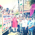कानपुर मार्बल व्यापारी सेवा समिति ने निकाला मतदाता जागरूकता रथ