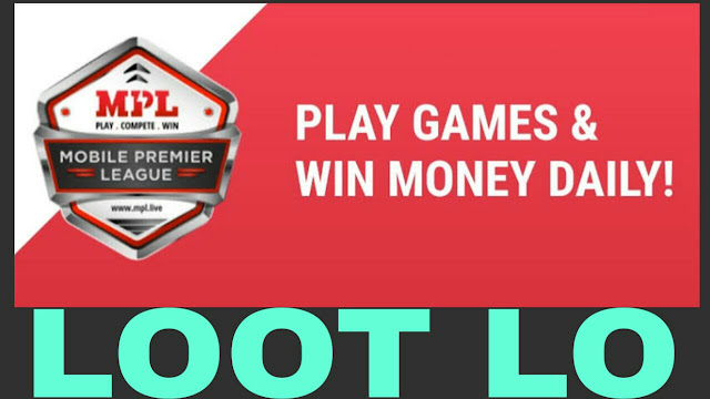 (PAYMENT PROOF ADDED) MPL GAMING LOOT - Rs 9 ON SIGN UP + Rs 9/REFER - dargowhar