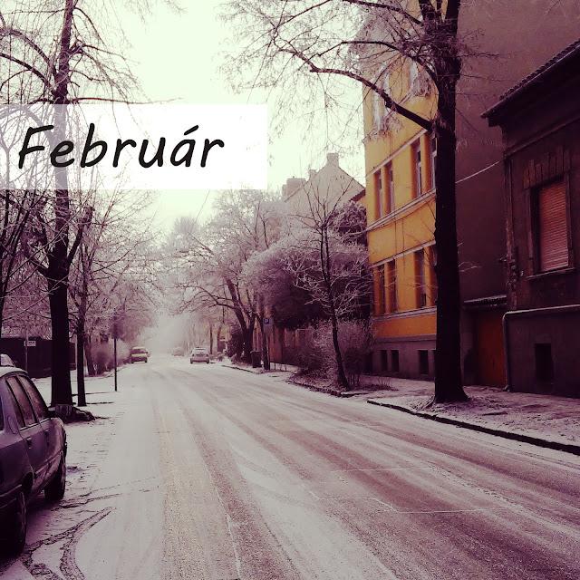 #február