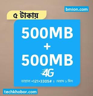 Grameenphone-GP-1GB-5Tk-Internet-Offer-500MB-Regular-500MB-4G-at-5Taka-new-year-offer.jpg