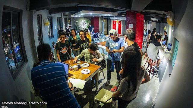 Diligence Cafe Katipunan