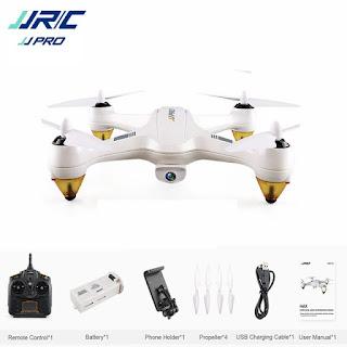 Spesifikasi Drone JJRC JJPRO X3 Hax - OmahDrones