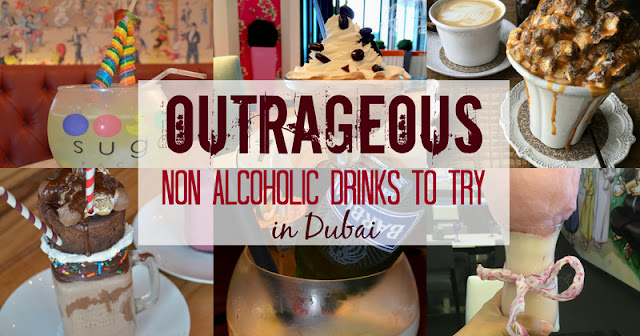 Outrageous Drinks in Dubai