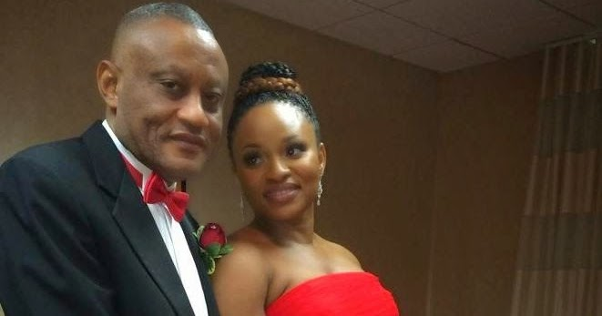 Non Traditional Red Wedding Dresses: Amara Blessing Nwosu Marries Francis Van-Lare In Non
