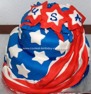 fourth of july cake images for fb, whatsapp