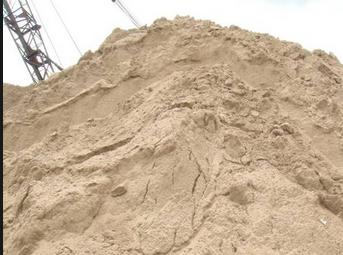 vật liệu cát xây nhà ninh thuận