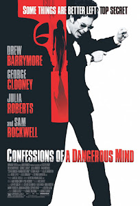 Confessions of a Dangerous Mind Poster