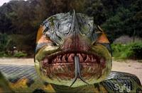 Piranhaconda snake monster