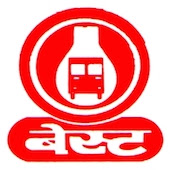 Brihanmumbai Electric Supply and Transport, BEST, freejobalert, Sarkari Naukri, BEST Admit Card, Admit Card, best logo