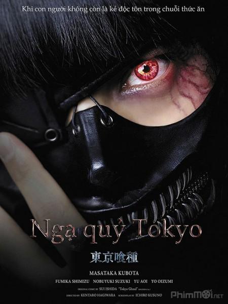 Ngạ quỷ Tokyo - Tokyo Ghoul (2017) | HD-Vietsub+Thuyết minh