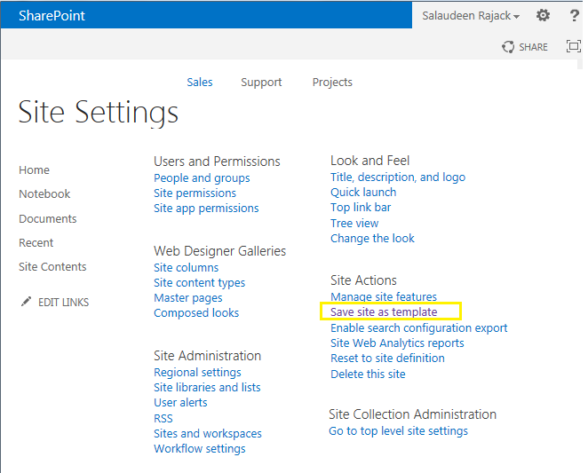 Save site as template in sharepoint 2013 using powershell for Sharepoint 2007 site templates