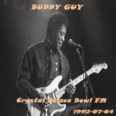 Soundaboard: Buddy Guy - Crystal Palace Bowl FM 1992-07-04