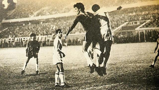 Perú y Chile en Copa del Pacífico 1971, 11 de agosto