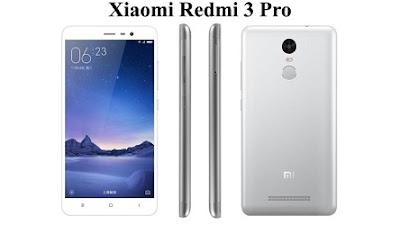 Harga Xiaomi Redmi 3 Pro, Spesifikasi Xiaomi Redmi 3 Pro