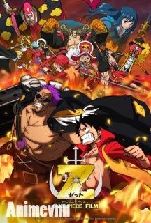 One Piece Z - One Piece Movie 12   One Piece Film: Z 2012 Poster