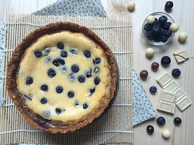 blueberry-chocolate-cheesecake, cheesecake-de-chocolate-y-arandanos