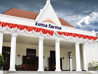PT Kimia Farma (Persero) Tbk - Recruitment For Fresh Graduate, Experienced Staff Kimia Farma June 2016