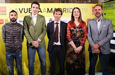 Ciclismo Vuelta a Madrid 2019