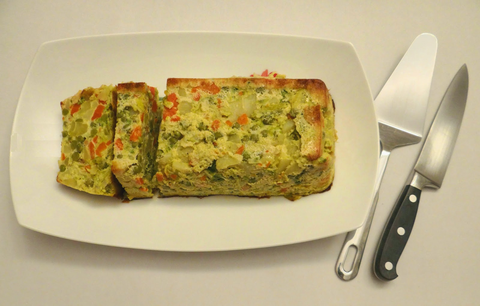 pastel de verduras sin nata thermomix