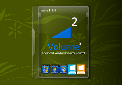 RIALSOFT.com - Volume² Terbaru 1.1.4.347 - Alternatif Kontrol Volume