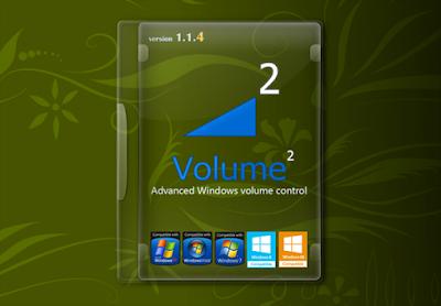 RIALSOFT.com - Volume² Terbaru 1.1.4.347 - Alternatif Kontrol Volume