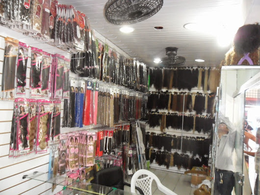 Nova loja Mega Hair Shopping Camelo1 ...