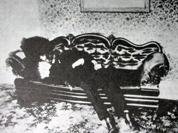 The life and death of lizzie andrew borden