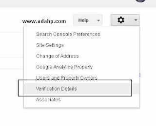 bagaimana cara mendaftarkan blog ke google