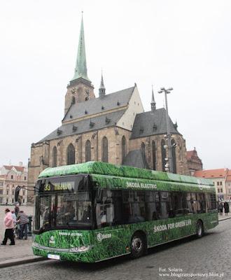 Solaris Urbino 12 Hybrid w Pilźnie