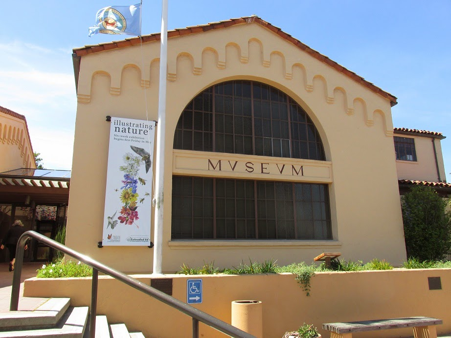 museums pacific grove ca