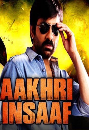 Aakhri Insaaf 2017 Full Movie Hindi Dubbed Download