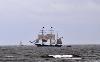 Sailing ship, official tall ship of Texas