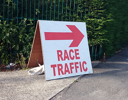 how to avoid Galway races traffic