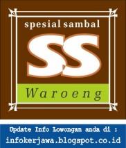 Lowongan Kerja Waroeng Spesial Sambal (Warung SS)