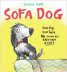 Sofa Dog by Leonie Lord. Autistic Mum Life. Children's Book Review Feature.