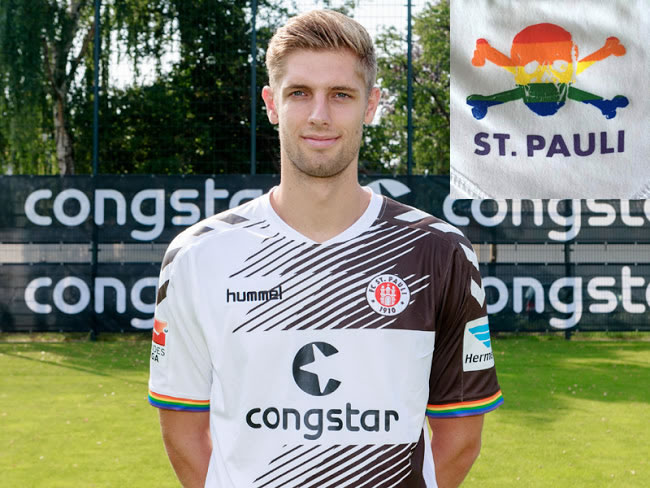 Camisas de times europeus traz cores do arco-íris em protesto contra à  homofobia – Gay1 6dd80c1d03668