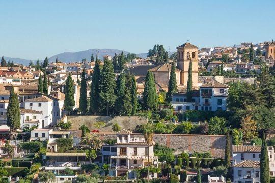 Albayzin, Granada, Andalusia