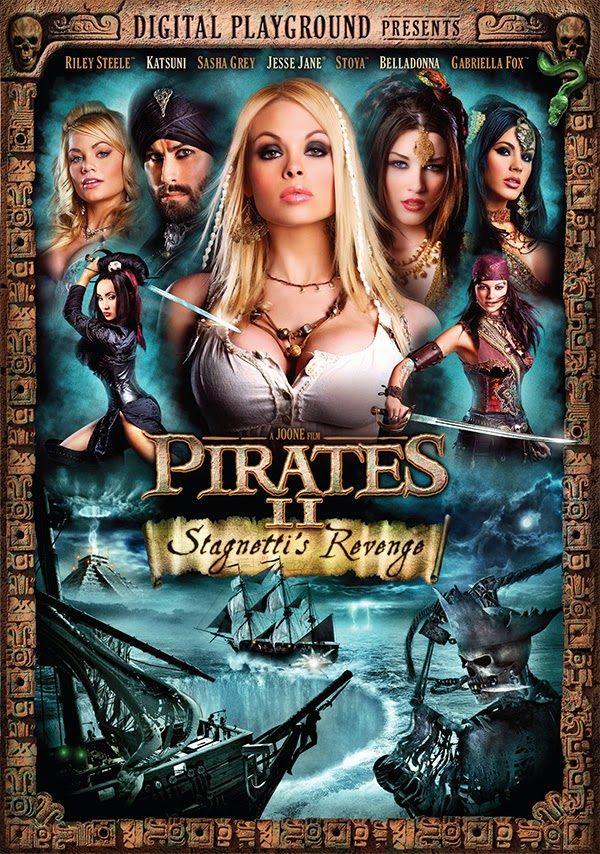 Pirates 2 XXX Porn Parody HD