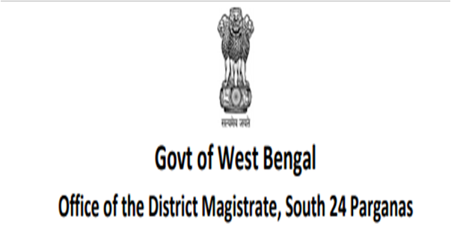 Govt. Of West Bengal South 24 Parganas Job Vacancy for Data Manager