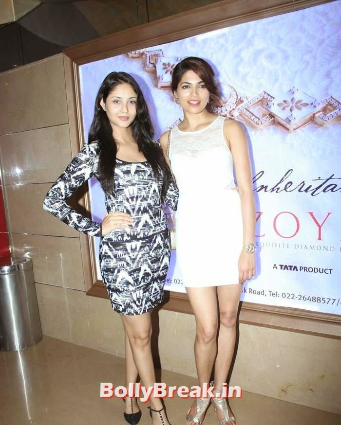 Purva Rana, Parvathy Omanakuttan, Parvathy Omanakuttan, Purva Rana images in Tight Dresses from Pizza 3d Screening