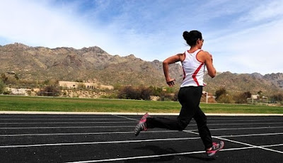 Melatih kecepatan tubuh [image by dunialari.com]