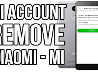 Tutorial Cara Unlock Mi Account Redmi 1S (100% Work)