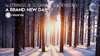 Lyrics A Brand New Day - 4 Strings & Susanne Teutenberg