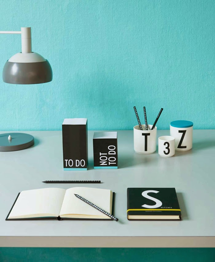modern stationery by design letters  & friends