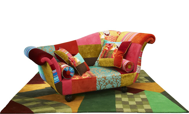 Go Breezy with the colorful collection of furniture introduced by I' M Center for Applied Arts by Punam Kalra