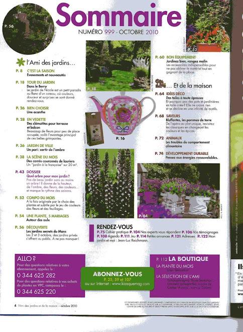 Le jardin des dietzs - L ami des jardins et de la maison ...