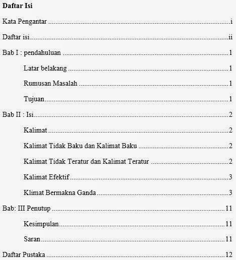 List of Contoh Daftar Isi Makalah ~ May 2016 nfl wallpapers