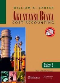 Buku Akuntansi Biaya 1 dan 2 edisi 14 Karangan Carter