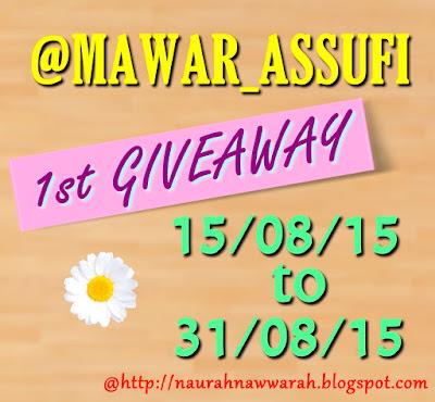 http://naurahnawwarah.blogspot.com/2015/08/1st-giveaway-by-mawarassufi.html